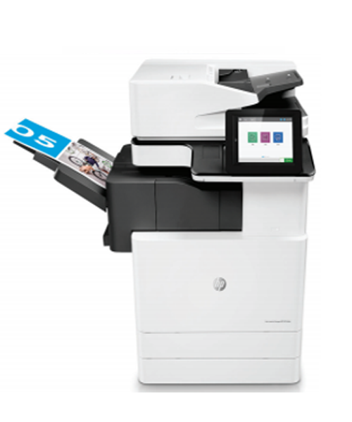 Photocopy HP Color LaserJet Managed MFP E87660z