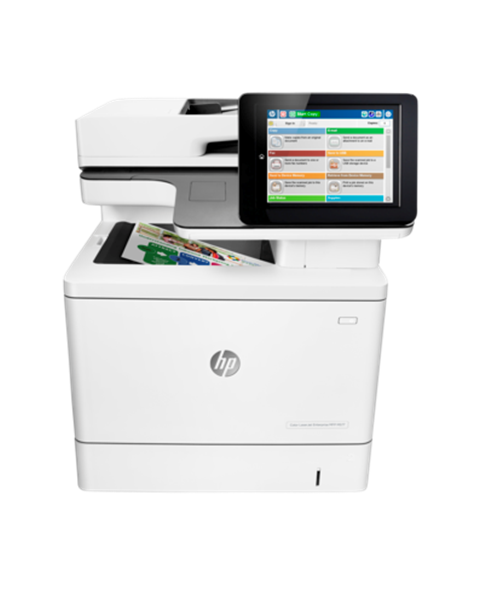 HP Color LaserJet Ent MFP M577DN