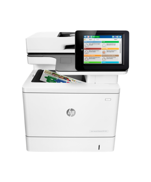 HP Color LaserJet EntFlowMFP M577Z