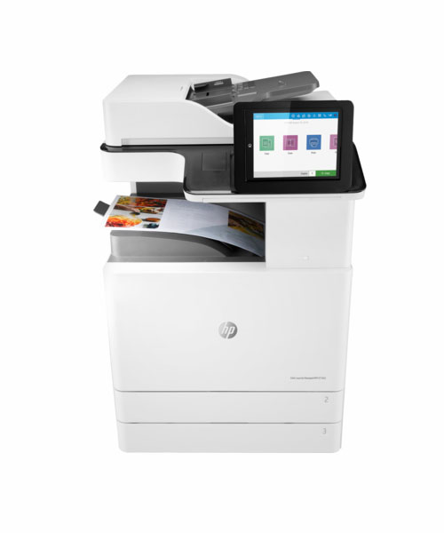 Photocopy HP Color LaserJet MFP E77422dn