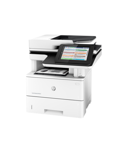HP LaserJet Ent Flow MFP M527Z Printer