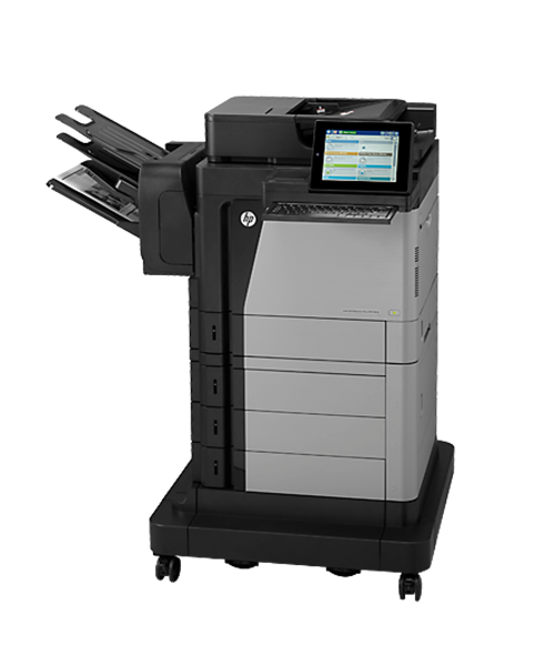 HP LaserJet Ent Flow MFP M830z Printer