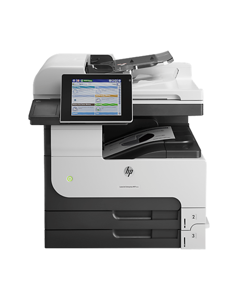 HP LaserJet Enterprise MFP M725z Printer
