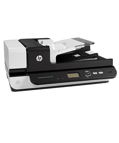 HP Scanjet Ent Flow 7500 Flatbed Scanner