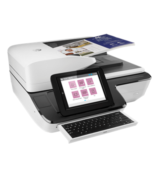 HP Scanjet Ent Flow N9120 FN2 Document Scanner