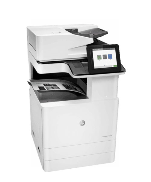 Photocopy HP LaserJet Managed MFP E82550dn