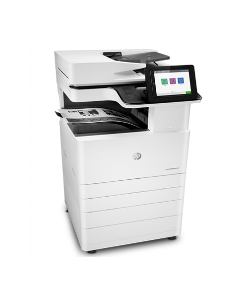 Photocopy HP LaserJet Managed MFP E72535dn
